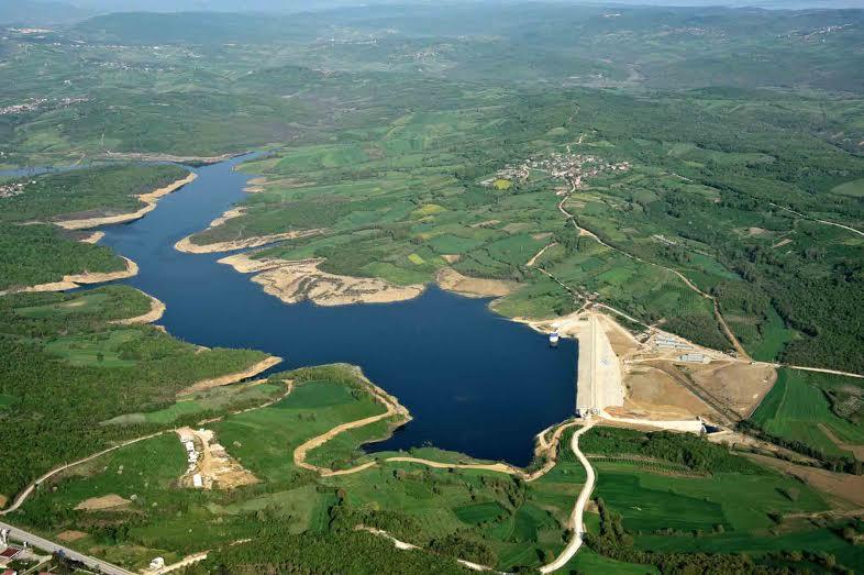 Kandıra Namazgah Barajı