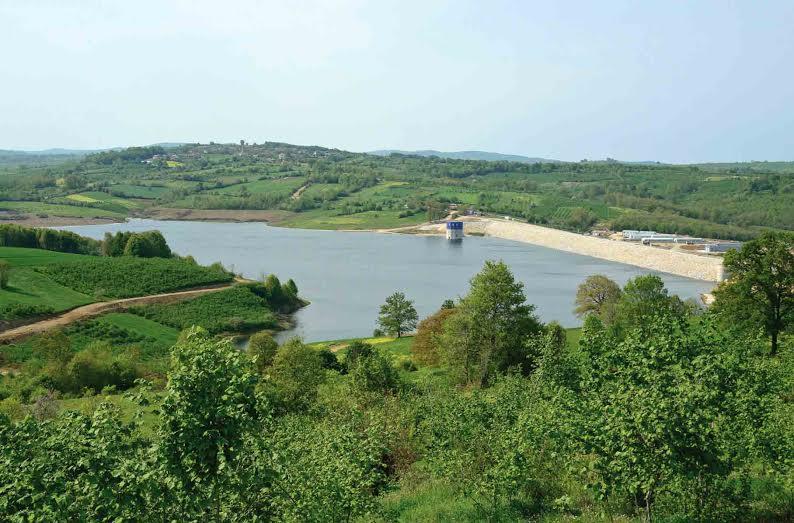 Namazgah Barajı