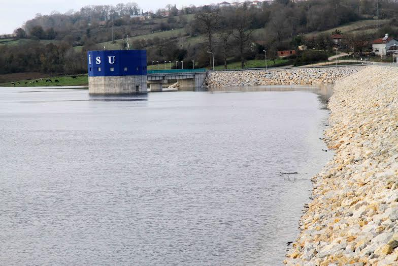 İSU Kandıra Barajı