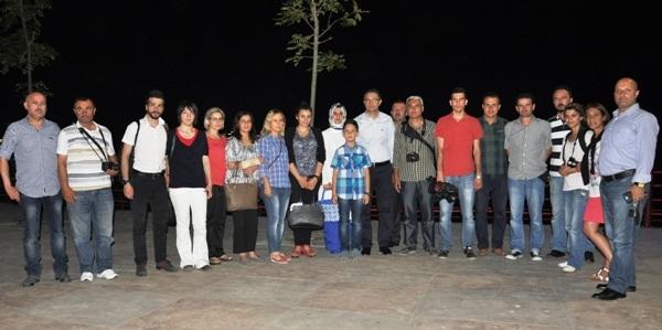 Kerpe'de Basınla İftar