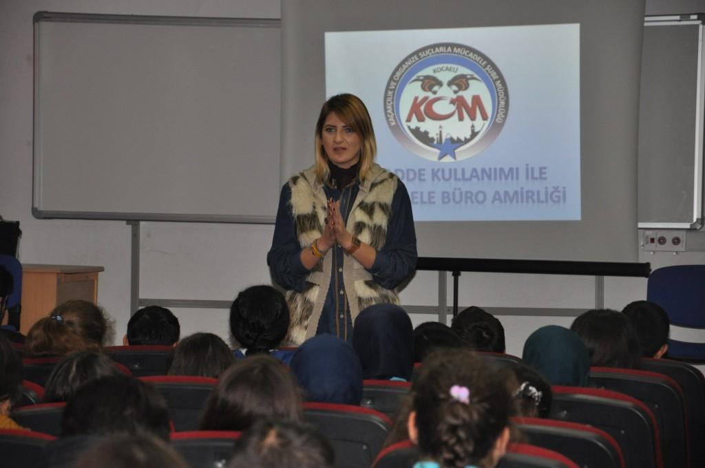 Madde Bağımlılığı Konferansı - KANDIRA